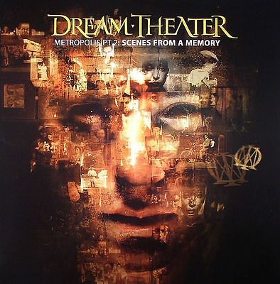 DREAM THEATER - Metropolis Part 2: Scenes From A Memory - Vinyl (2xLP)