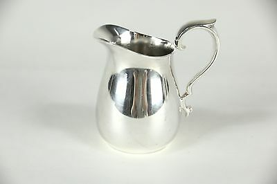 Reed & Barton Signed Silverplate Individual Size Creamer or Pitcher