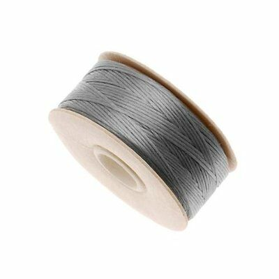 Nymo Nylon Beading Thread Size D for Delica Beads, 64 yd/58m