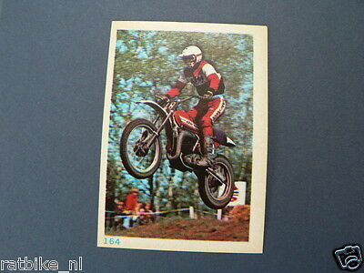 Vdh8-164 Gennady Moiseev Ktm 250 Cc  Mx Gp Picture Stamp Album Card,