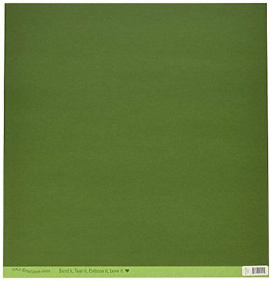 """Core'dinations Cardstock 12""""X12""""-Forest  20 per package"""