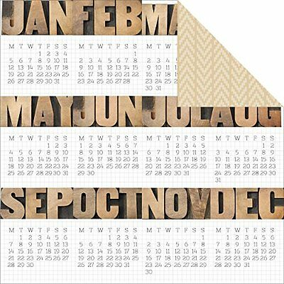 """Hello Today Double-Sided Cardstock 12""""X12""""-Mod"""