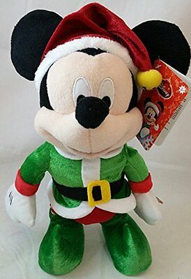 Mickey Mouse Elf Christmas Song