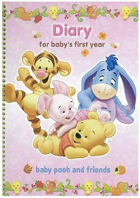 Sun-Star Stationery baby pattern childcare diary A5 DC Bebipu S2075458 (jap