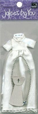 Jolee's By You Stickers, Baptismal Gown