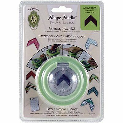 Epiphany Crafts Shape Studio Tool, Chevron