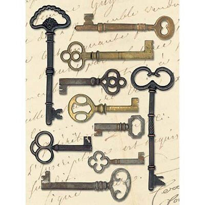 KCompany 378220 Lifes Journey Metal Art-Keys