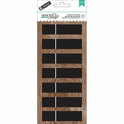 American Crafts DIY2 Large Chalkboard Clothespins