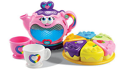 LeapFrog Musical Rainbow Tea Party - Kids Toy - Presents and Gifts for Children