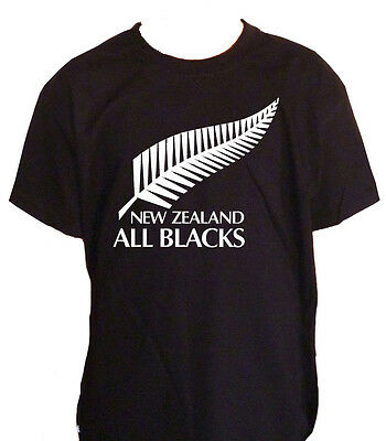 fm10 t-shirt baby TO BLACKS rugby New Zeland SPORT