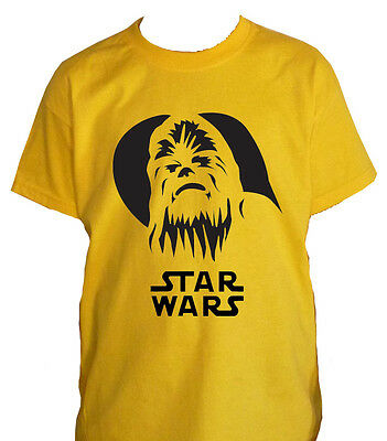 Fm10 T-Shirt Child Chewbacca Star Wars Chewie, Chewbacca Film Cinema&tv