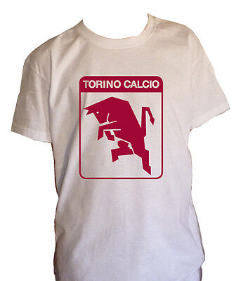Fm10 T-Shirt Child Torino Logo Championship Bull Grenade Football Sport