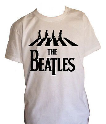 Fm10 T-Shirt Child 6 the Beatles Lennon Mccartney Starr George Music
