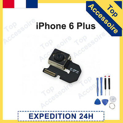 IPHONE 6 Plus ORIGINAL MODULE CAMERA APPAREIL PHOTO ARRIERE + OUTILS