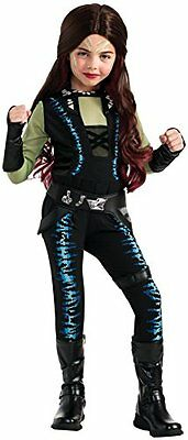 Rubie's Costume Guardians of the Galaxy Deluxe Child's Gamora Costume, One