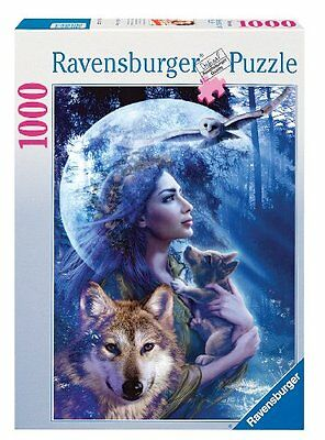 Ravensburger Goddess of the Wolves 1000 Piece Puzzle