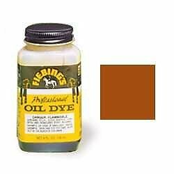 Tandy Leather Fiebings Professional Oil Dye Light Brown 2110-03