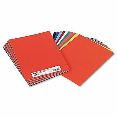 PACP6509 - Pacon Peacock Sulphite Construction Paper
