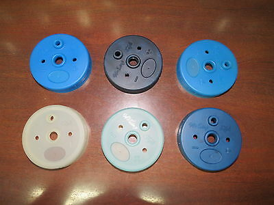 Custom DIY HHO Generator Lid *Dye Mishaps* Wide Mouth Single Output, QTY 1