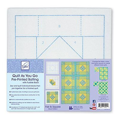 June Tailor Quilt as You Go Fair and Square Notion