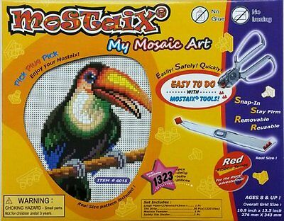 Mostaix Ribbon Series Toucan (Red)