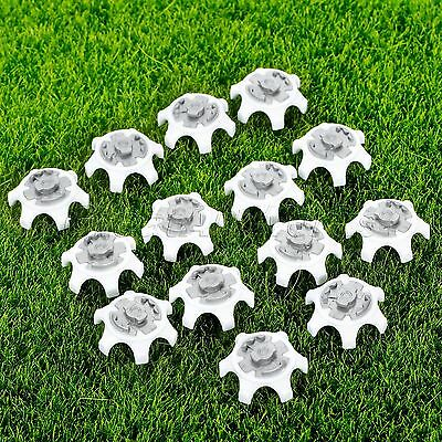 NEW 14/56Pcs Golf Spikes Pins Turn Fast Twist Replacement For Footjoy Golf Shoes