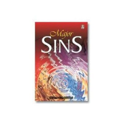 Major Sins - Kabira Guna Islamic Muslim Book English
