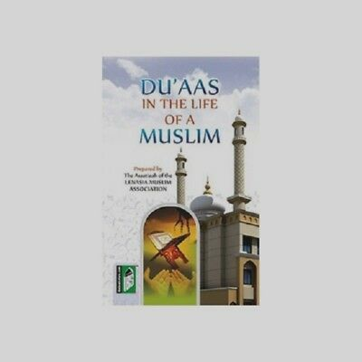 Duaas in the Life of a Muslim - (English/Arabic)