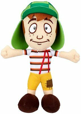 El Chavo 7.5 Inch Mini Plush NEW with Tags