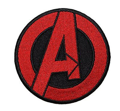 Application The Avengers Classic Logo Patch