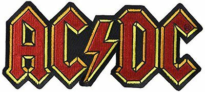 Application AC/DC - Logo Oversized Patch