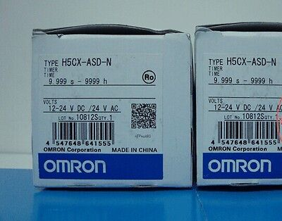 1PCS NEW Omron Timer H5CX-ASD-N