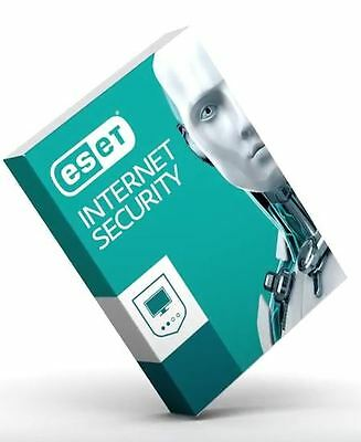 Eset Internet Security - Version 10 on 2017 (3 Years / 1PC) for Windows