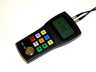 *Assembled in Canada* Through Paint Ultrasonic Thickness Gauge *2 Year Warranty*