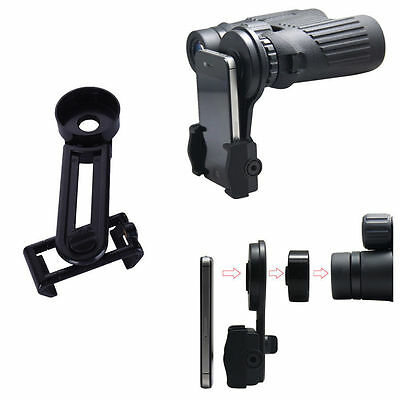 Eyeskey CM-3 Adapters Stand Connect Phone to 2cm Eyepiece Diameter Telescopes