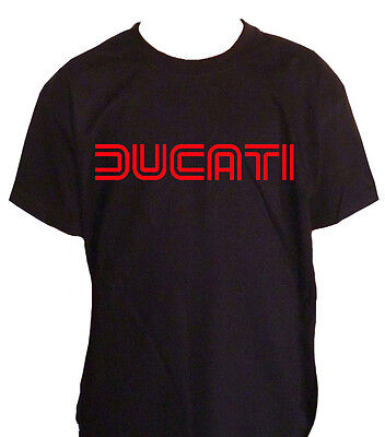 Fm10 T-Shirt Child Ducati Print Even Color of Your Choice Motorcycle Sport