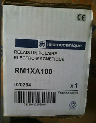 1PC New Schneider RM1XA100 overcurrent relay