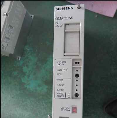 1Pcs Used Siemens Power Supply Module 6ES5951-7LD21 7A/15A Tested