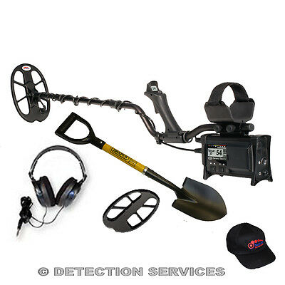 Nokta Fors Core Metal detector with very high performance for coins and gold