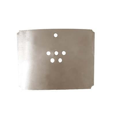 Olympic Fire Grate and Fuel Saver Plate - Extend The Life Of Your Fire Grate!