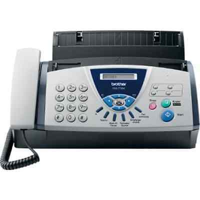 Brother Fax Fax-T104 (T104Fax) Termico
