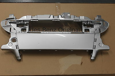 Genuine Smart Fortwo 451 Painted Front Panel Section River Silver (C50L) NEW
