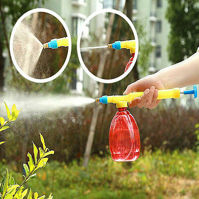 Push-pull Garden Watering Sprayer