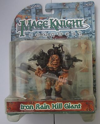 Iron Rain Hill Giant Mage Knight Conquest D&D Dungeons Dragons RPG Monster Figur
