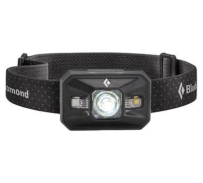 Black Diamond STORM - Redesigned headlamp with  an unprecedented 250 lumens