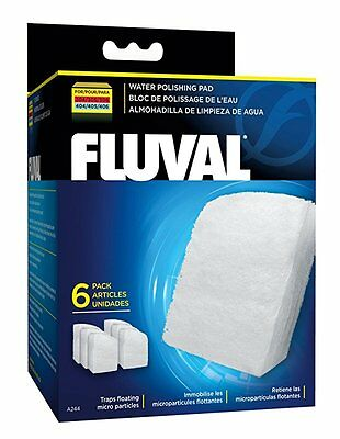 Fluval Water Polishing Pad for 305/406 (6 pieces)
