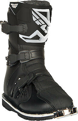 Fly Racing Maverik Short Dual Sport ATV Offroad Adventure Motorcycle Riding Boot