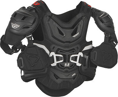 Fly Racing By Leatt 5.5 HD Pro ATV Enduro Trail Offroad Riding Chest Protector