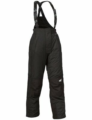Castle X Ladies CR2 Black Breathable Waterproof Insulated Snowmobile Riding Bib
