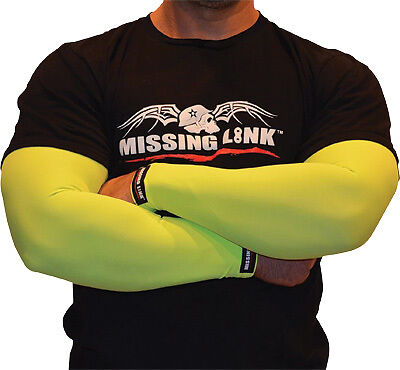 Missing Link Arm Pro Turn Signals Motorcycle Riding Cooling Compression Sleeves